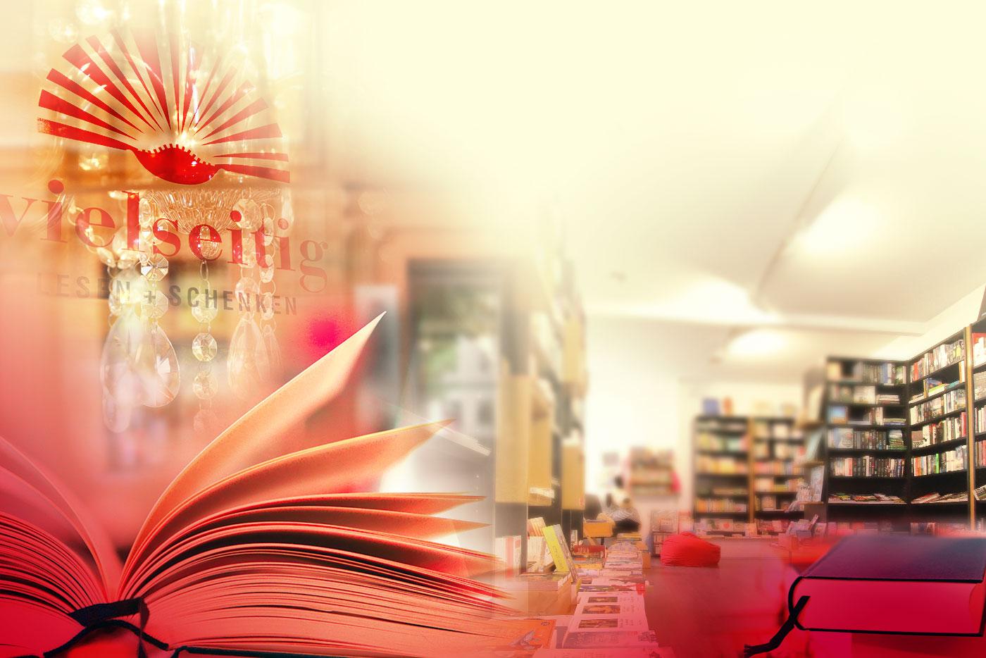 Impressionen Buchhandlung vielseitig Berlin Friedrichshagen und Rahnsdorf